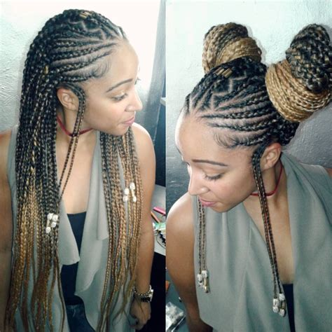 most common braids proof that waist length braids are more popular than ever