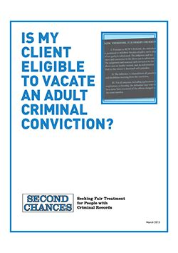 Vacate Criminal Record Is My Client Eligible To Vacate An Criminal Conviction Aclu Of Washington