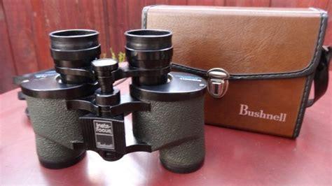 vintage bushnell sportview  wide angle binoculars