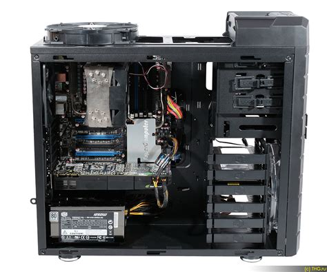 Cooler Master Haf Xm coolermaster haf xm обзор и тест thg ru
