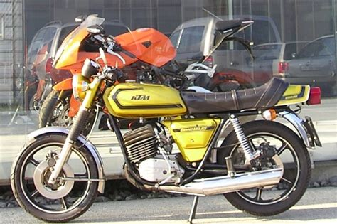 Ktm 125 Rs 1976 Ktm Comet Grand Prix 125 Rs