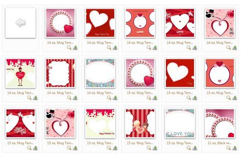 More Lover S Templates Free Download Do You Like Them Sublimation Products1 Templates Free Mug Templates For Sublimation