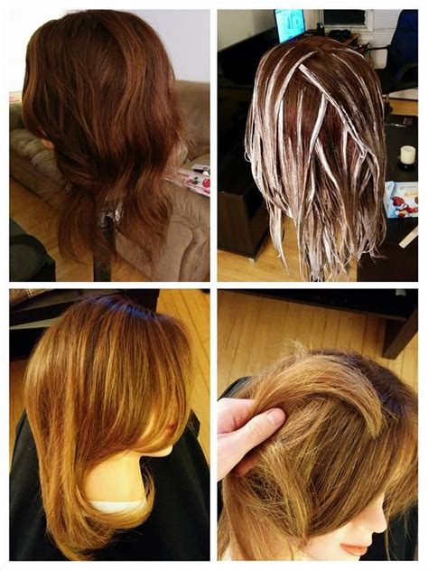 foils vs ombre highlights 1000 images about balayage on pinterest beige blonde