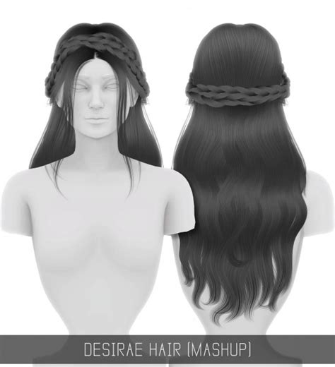 Simplicity Hair Cc Sims 4 | simplicity hair cc sims 4 www simplicity sims 4 cc