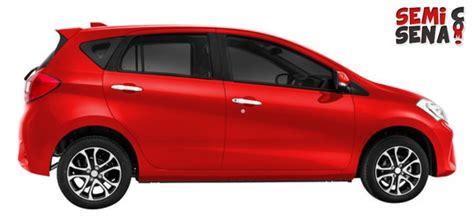 Kas Rem Mobil Sirion harga daihatsu sirion review spesifikasi gambar april