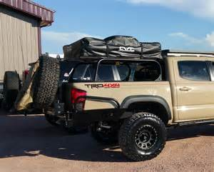 Toyota Tacoma Bed Rack 2016 Tacoma 3rd Excursion Bed Rack C4 Fabrication