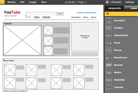 design html page tool a comprehensive guide to mockups in web design psdfan