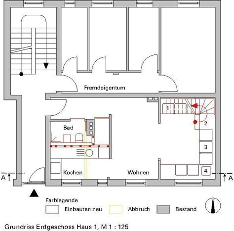 schublade grundriss deutsche bauzeitschrift