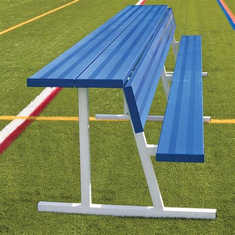 player benches player benches with shelf colored schoolsin