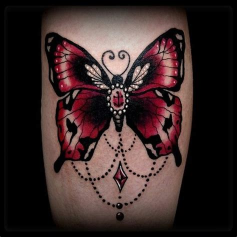butterfly tattoo neo traditional traditional butterfly tattoo tattoos and piercings