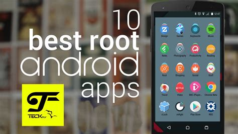 top 10 android apps top 10 must rooted android apps teckfly