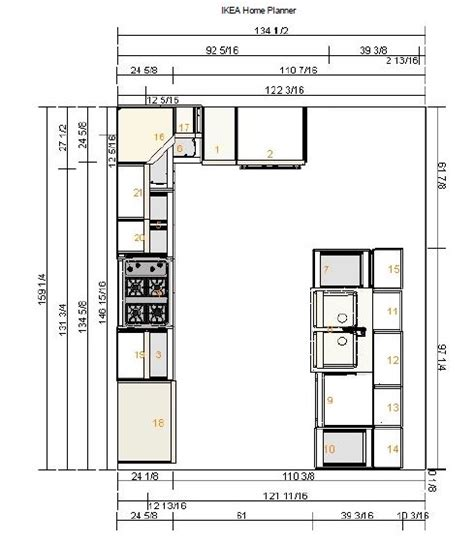 how to plan a kitchen cabinet layout ikea cabinets yes or no