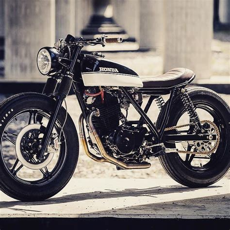 Motorrad Youngtimer Auspuff by Motorcycles Caferacer Motos Caferacerpasion 2