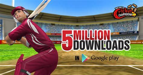 wcc2 crosses the 5 million downloads landmark in