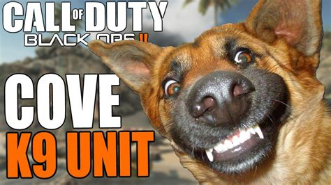 how to your like a k9 quot cove quot k9 unit gameplay black ops 2 multiplayer new vengeance map pack 3 dlc cod