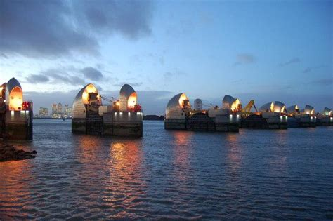 thames barrier and climate change climate change adaption rising concern for eu countries