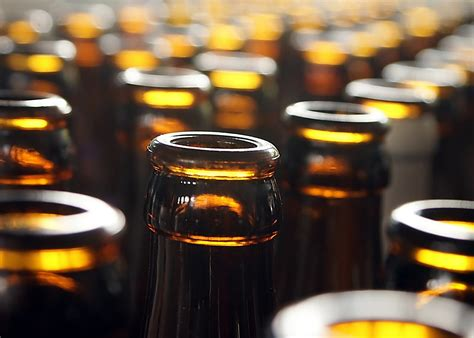 beer bottle beer companies are being forced to display nutritional