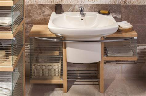 under sink storage ideas bathroom sink storage ideas creative bathroom storage ideas with