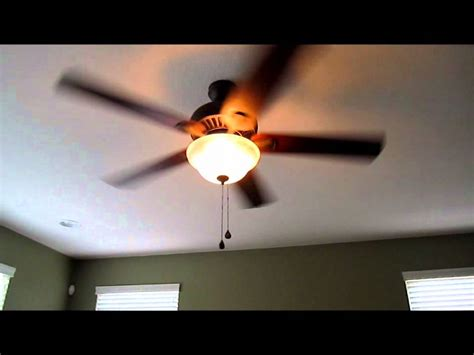 Ceiling Fan Light Blinking by Harbor 52 Quot Crosswind Ceiling Fan Review
