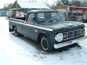 buy used 1967 dodge truck custom d100 sweptline 383