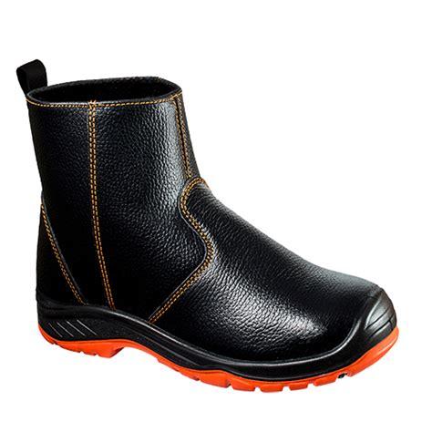 Merk Sepatu Safety Yang Bagus sepatu safety lapangan cozy zip ankle boot 9298 dr osha