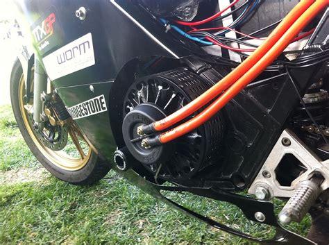 Electro Motor Gear Bok lynch motor