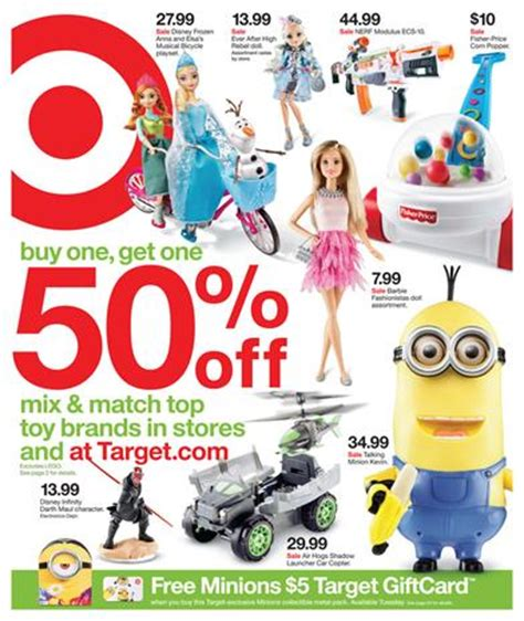 Target Home Decor Coupon by Target Ad Christmas Toys December 2015
