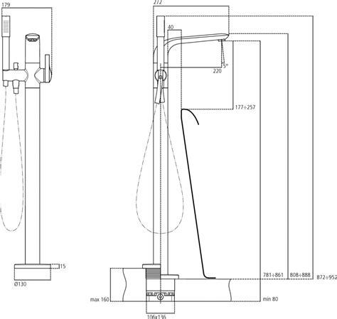 gruppo doccia ideal standard gruppo miscelatori da appoggio vasca melange ideal