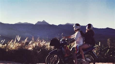asyanin en uenlue motosiklet rotalarindan mae hong son