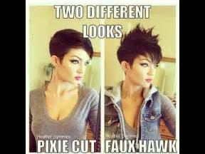how to style a pixie cut different ways black hair pixie haircut videolike