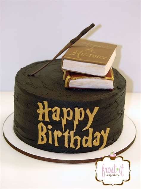 harry potter cake birthday cake teen cakes pinterest