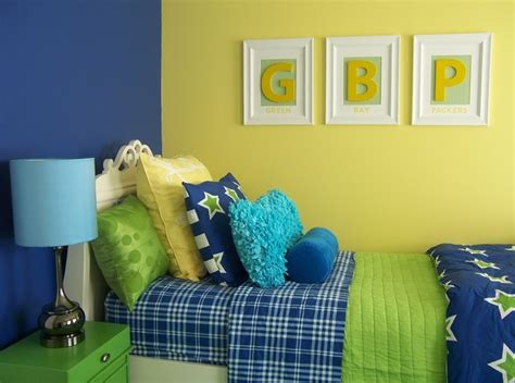 blue and yellow bedrooms yellow green and blue girl s bedroom traditional bedroom grand rapids by