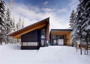 Bathroom Occupied Light - rocky mountain weekend home with modern scandinavian flare modern house designs