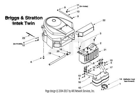 briggs  stratton mtd yardmachine wiring diagram