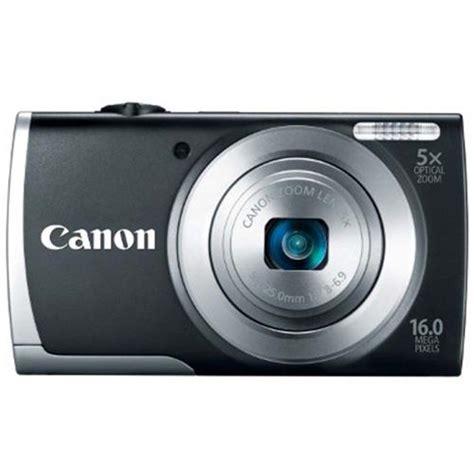 Lcd Kamera Canon A2500 C 226 Mera Digital Canon Powershot A2500 Preta 16mp Lcd 2 7 Zoom 243 Ptico De 5x Estabilizador De