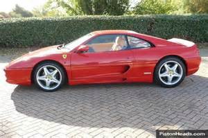 1999 F355 Berlinetta For Sale Used 355 Cars For Sale With Pistonheads