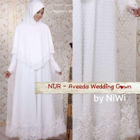 gaun akad nikah galeri ayesha jual baju pesta modern syari dan gaun akad pengantin muslimah galeri ayesha jual baju