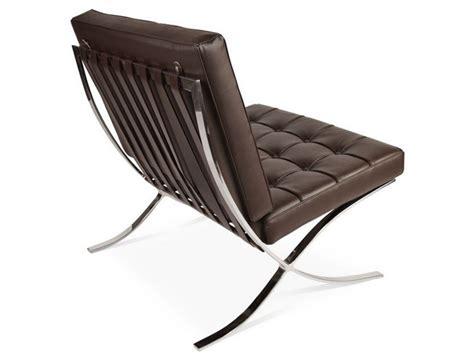 barcelona chair and ottoman barcelona chair and ottoman brown