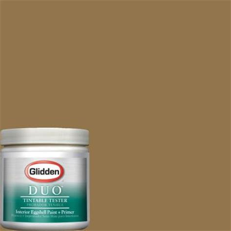 glidden team colors 8 oz bb 074c mlb milwaukee brewers gold interior paint sle gld bb074c