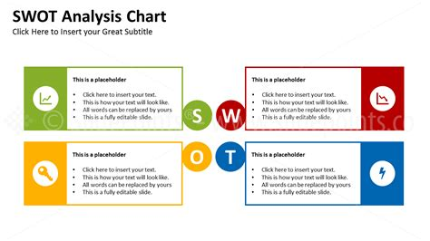 swot analysis powerpoint slidepoints