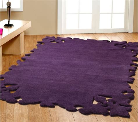 Purple Rugs For Your Contemporary Living Room Cute Furniture Purple Rug