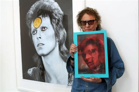 libro mick rock the rise the rise of david bowie