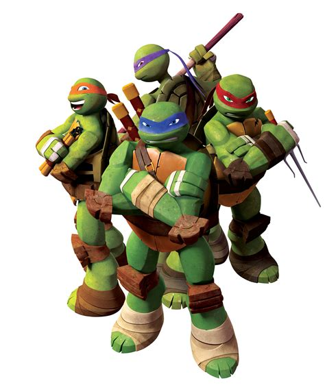 Mutant Turtles by The Mutant Turtles Are Coming To