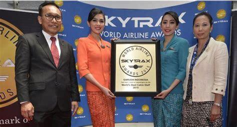 Best Airline Cabin Crew by Garuda Kembali Memenangkan Quot The World S Best Cabin Crew