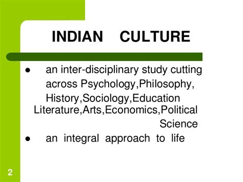 Ppt Indian Culture 1 Ppt Of Indian Culture