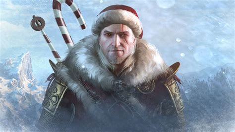 witcher  holiday outfit mod win  real life sword vg