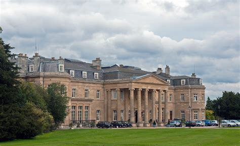 New England Home Interiors great british houses luton hoo the great house turned