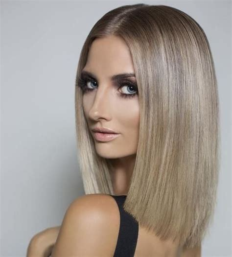 Medium Straight Hair From Behind | 1000 ideas about medium straight hair on pinterest