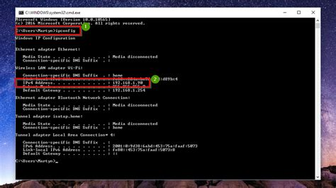 How To Search Ip Address In Cmd How To Enable Remote Desktop In Windows 10 Or 8 1 Or 7