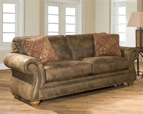 Broyhill And Loveseat by Broyhill Laramie Sleeper Sofa And Loveseat In